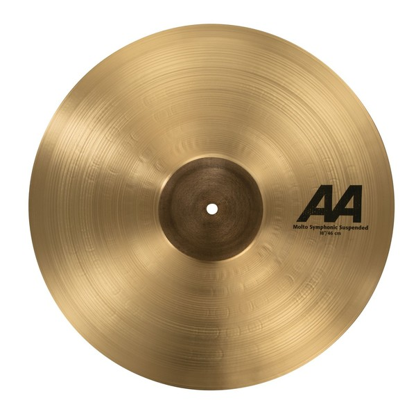 Sabian AA 18'' Molto Symphonic Suspended Cymbal - main image