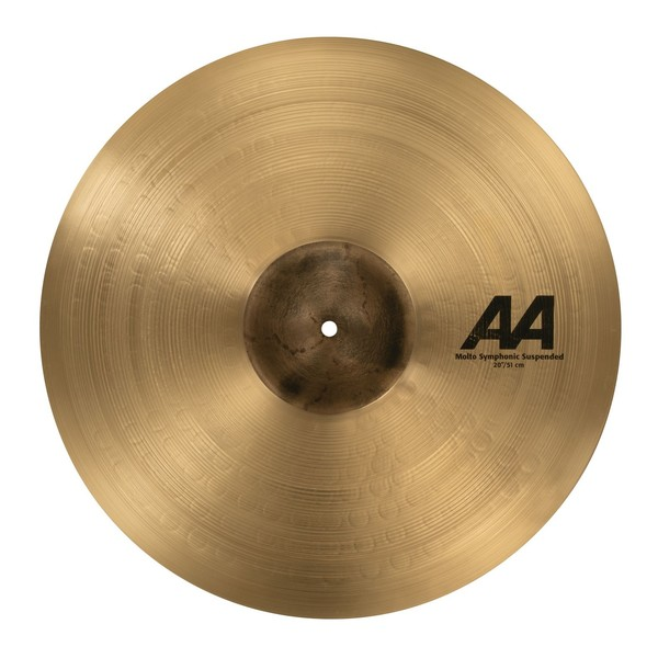 Sabian AA 19'' Molto Symphonic Suspended Cymbal - main image