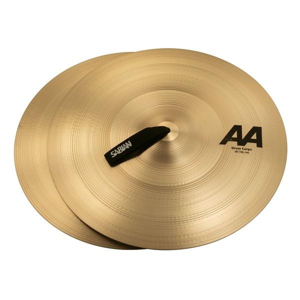Sabian AA 18'' Drum Corps Cymbals  - main image