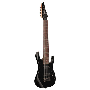 Ibanez RG9 9-String Electric Guitar, Black