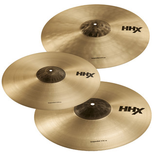 HHX Suspended Cymbal Set