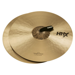 HHX 20'' New Symphonic French Cymbals