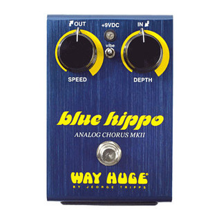 Way Huge Blue Hippo MkII Chorus Pedal