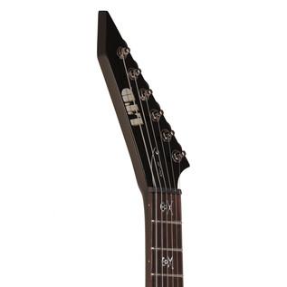ESP LTD KH-JR Kirk Hammett Junior Electric Guitar, Black