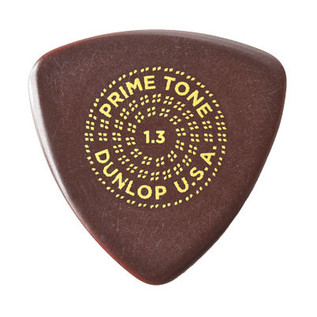 Dunlop Primetone Small Tri Sculpted Plectra 1.5 Gauge, 3 Pack