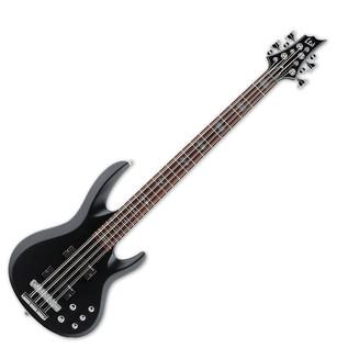 ESP LTD FB-208 Frank Bello 8-String Bass Guitar, Black Satin