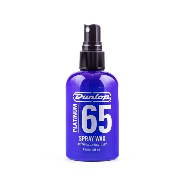 Dunlop Platinum 65 Spray Wax 4 oz.
