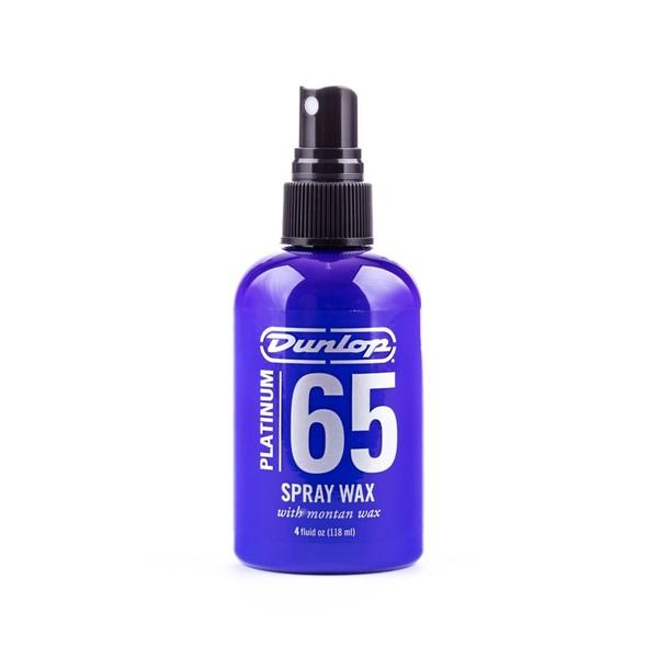 Dunlop Platinum 65 Spray Wax 4 oz.