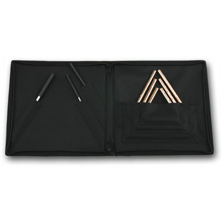 Sabian Hand Hammered Triangle Set