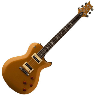 PRS SE 245 Electric Guitar, Gold Metallic