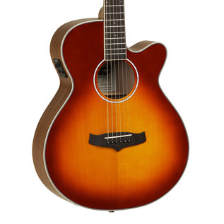 Tanglewood Evolution TSFCE Electro Acoustic Guitar, Tobacco Sunburst