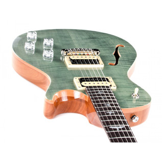 PRS SE Zach Myers Signature Electric Guitar, Trampas Green