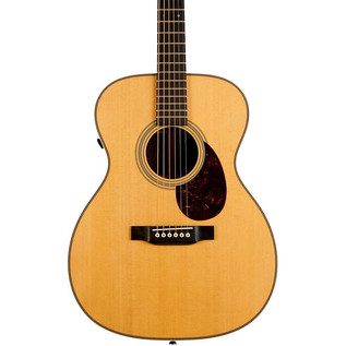 Martin OM-28E Retro Acoustic Guitar 3