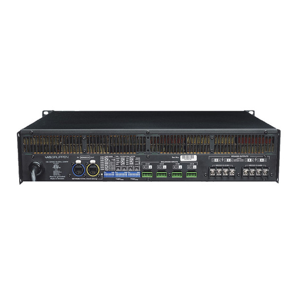 Lab Gruppen C16:4 Amplifier (back)