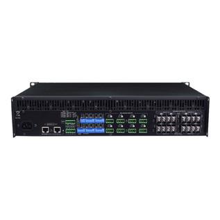 Lab Gruppen C20:8X Amplifier (back)