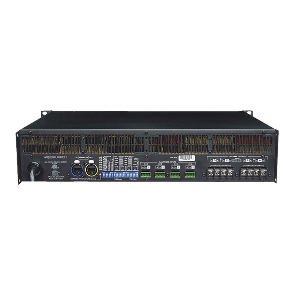 Lab Gruppen C5:4X Amplifier (back)