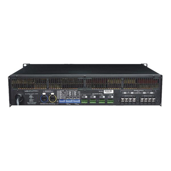 Lab Gruppen C88:4 Amplifier (back)