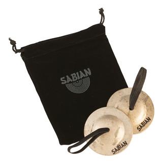 Sabian Finger Cymbals, Heavy