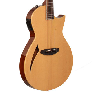 ESP LTD TL-6 Electro-Acoustic Guitar, Natural
