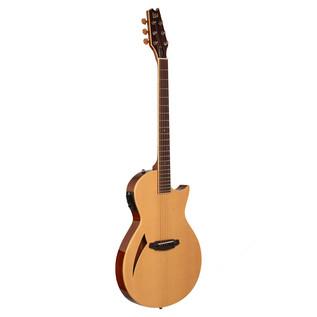 ESP LTD TL-6 Electro-Acoustic Guitar, Natural