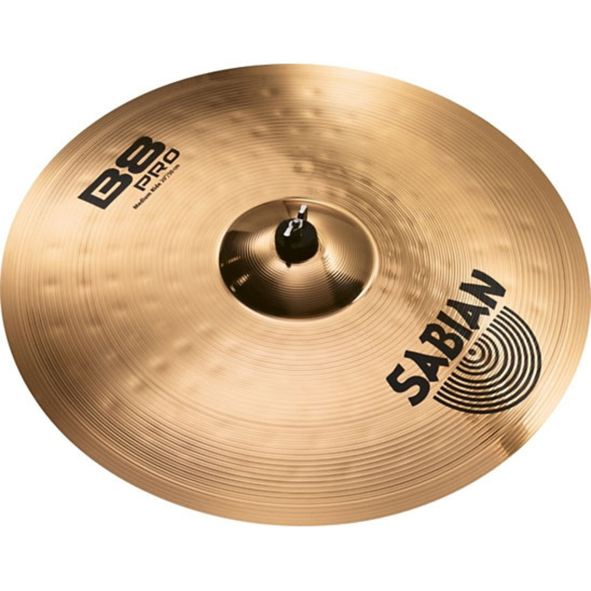 sabian b8 pro 20 39 39 rock ride cymbal at gear4music. Black Bedroom Furniture Sets. Home Design Ideas