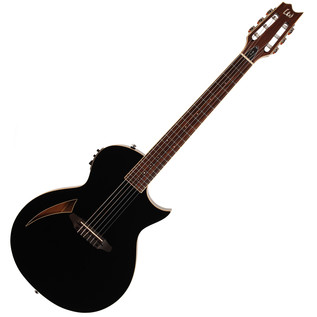 ESP LTD TL-6N Electro-Classical Guitar, Black
