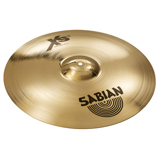 Sabian XS20 20'' Rock Ride Cymbal, Brilliant Finish