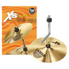 Sabian XS20 Splash 'n' stabler Pack, Brilliant Finish