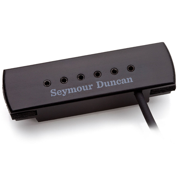 Seymour Duncan SA-3XL Adjustable Woody Pickup, Black