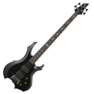 ESP LTD TA-204 Tom Araya Signature Bass Guitar, Black