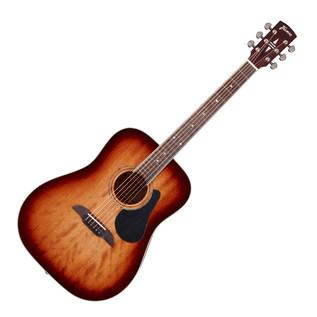 Framus Legacy Series Dreadnought Acoustic Guitar, Vintage Sunburst