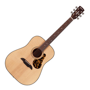 Framus Legacy Series Dreadnought Acoustic, Vintage Natural Satin