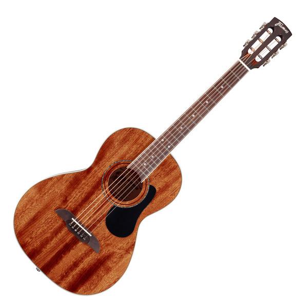 Framus Legacy Parlor Acoustic Guitar, Natural Satin