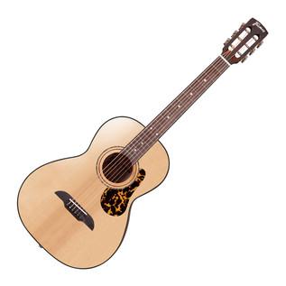 Framus Legacy Parlor Acoustic Guitar, Vintage Natural High Polish
