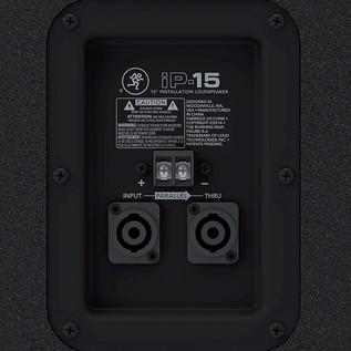 Mackie IP-15 Installation PA Loudspeaker