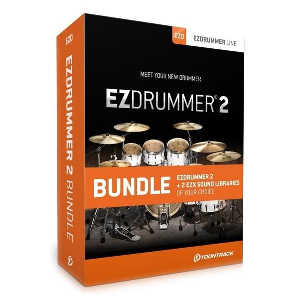 Toontrack EZDrummer 2 Bundle - Boxed
