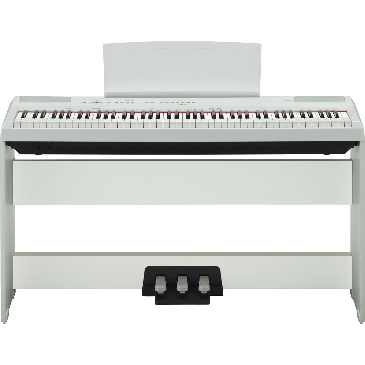 yamaha p115 piano digital blanco en. Black Bedroom Furniture Sets. Home Design Ideas