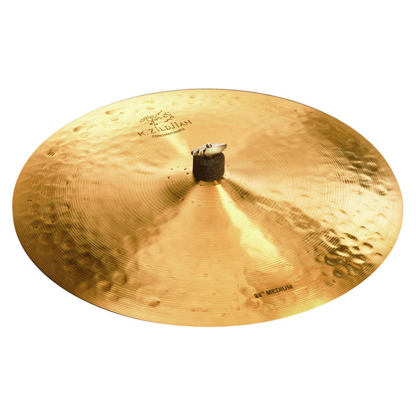 "Zildjian K Constantinople 22"" Medium Ride Cymbal"