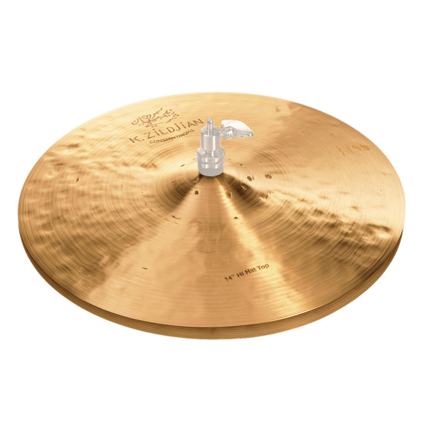"Zildjian K Constantinople 14"" Hi-Hats Cymbals, Pair"