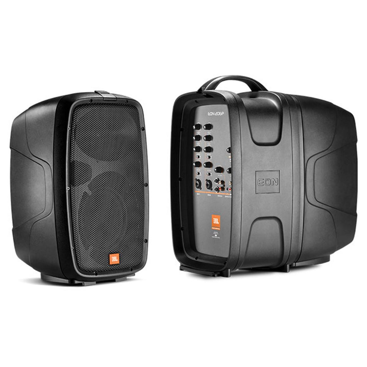 jbl eon206p portable pa system at gear4music. Black Bedroom Furniture Sets. Home Design Ideas