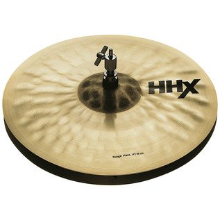 HHX 13'' Stage Hi-Hats