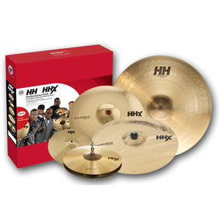 HHX Praise & Worship Cymbal Pack