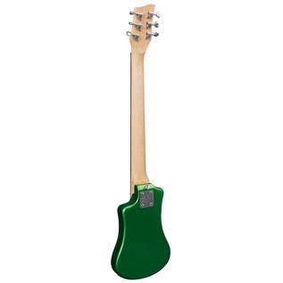 Hofner HCT Shorty Electric Guitar, Rear
