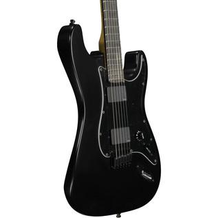 Fender Jim Root Stratocaster Electric Guitar, Black