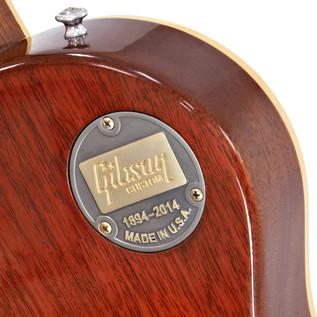 Gibson Custom Shop 1958 Les Paul Reissue VOS Guitar, Bourbon Burst