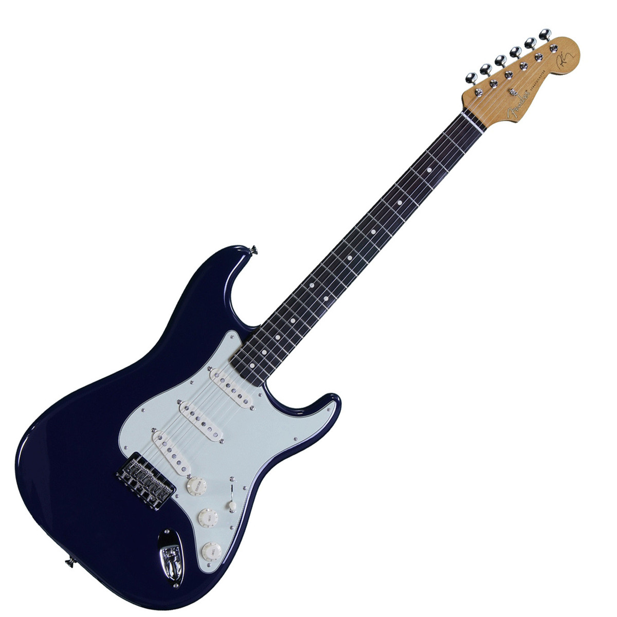 disc fender robert cray stratocaster electric guitar velvet gear4music. Black Bedroom Furniture Sets. Home Design Ideas