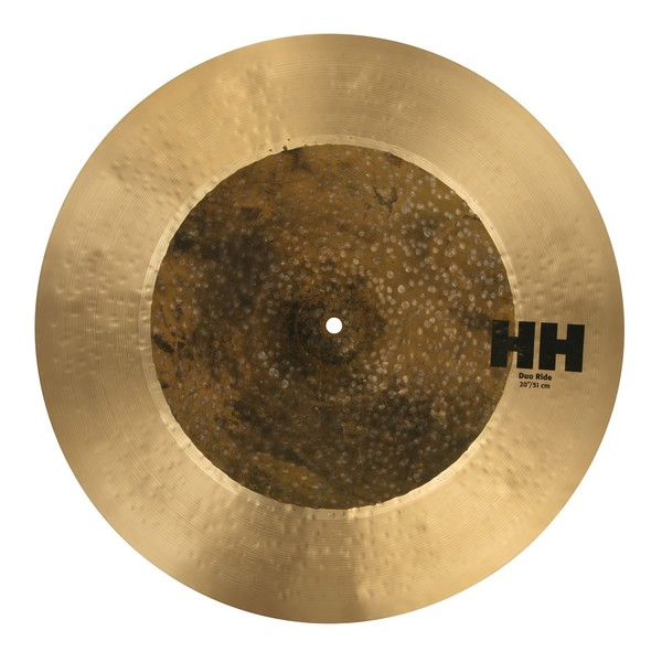 Sabian HH 20'' Duo Ride Cymbal, Natural Finish