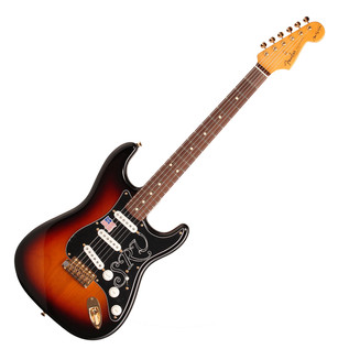 Fender Stevie Ray Vaughan Stratocaster Guitar, 3 Colour Sunburst