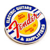 Fender Guitar and Amp Logo Imán de Clip