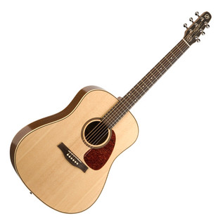 Seagull Maritime SWS QI Electro Acoustic Guitar, Semi Gloss